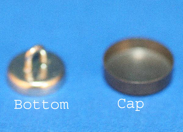 Wire Eye Buttons